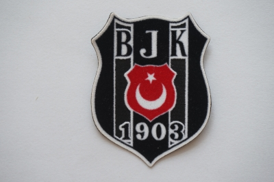 Flocking patch BJK 103