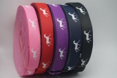 horse ribbon Pink/Red/Purple/Navy/Black