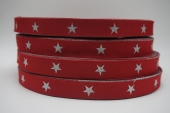 star ribbon red/silver