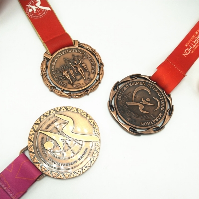 Custom Zinc Alloy Medal