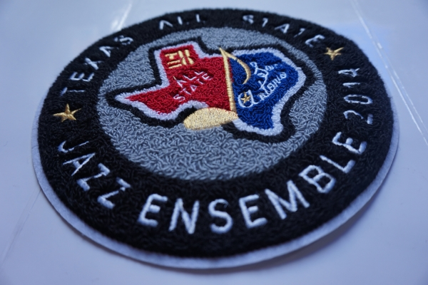 Embroidery patch Allstate