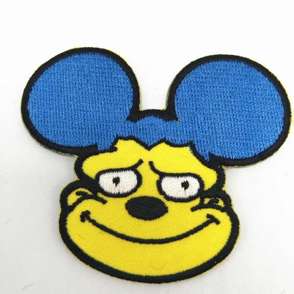 Patches for clothes Donald Duck