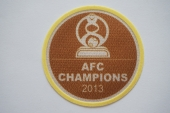 Flocking patch AFC champions